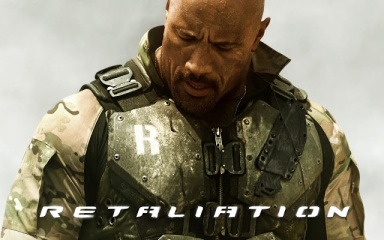 Rock In G I Joe Retaliation