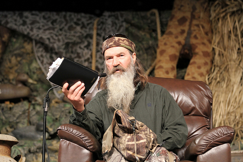 Image result for willie robertson bible
